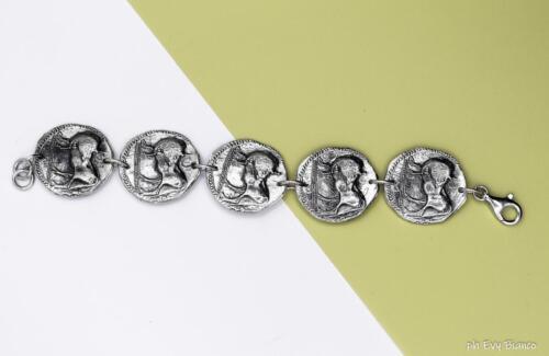 bracciale monete